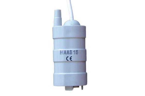 Dompelpomp MAAS-15 12V / 15ltr. verpakt