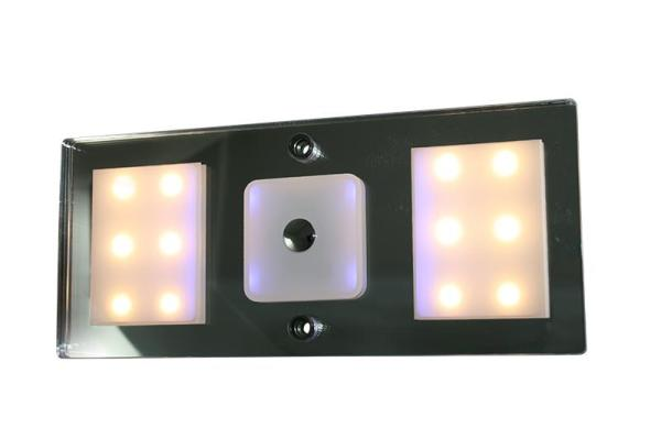 Arum Led Wall/Ceiling Light 12V, on/off + dimbaar Touch