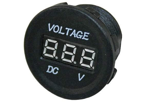 Power Line Voltmeter 10-30 V verpakt