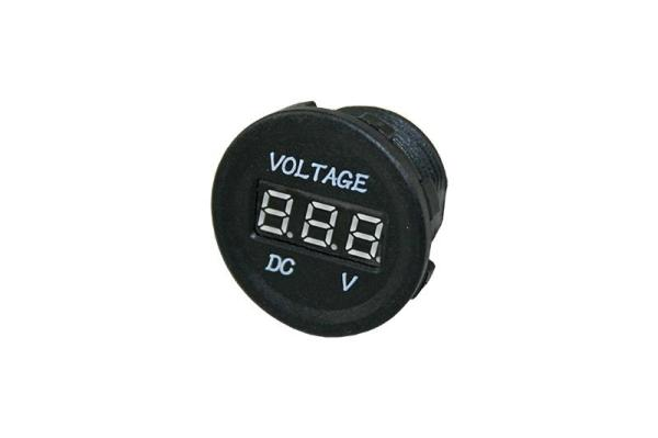 Power Line Voltmeter 10-30 V