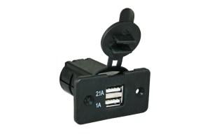 USB inbouw lader 12V