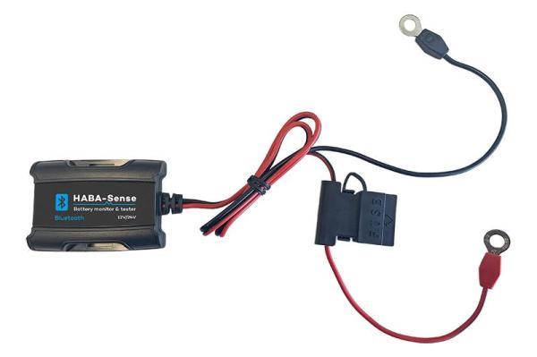 Bluetooth batterijmonitor