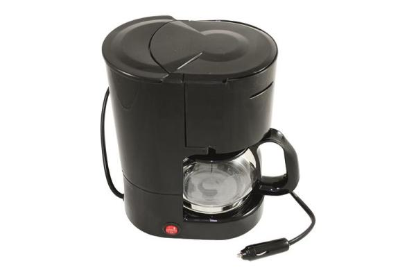 Koffiezetter 12V met kan Silverpoint