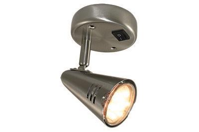 Spot Annika 12V LED 3W MR16 staal