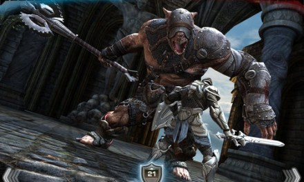 Infinity Blade iOS Game Review