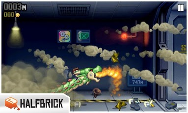 Cause Lots Of Mayhem In Jetpack Joyride