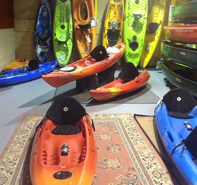 Kayaks – Dagger mamba