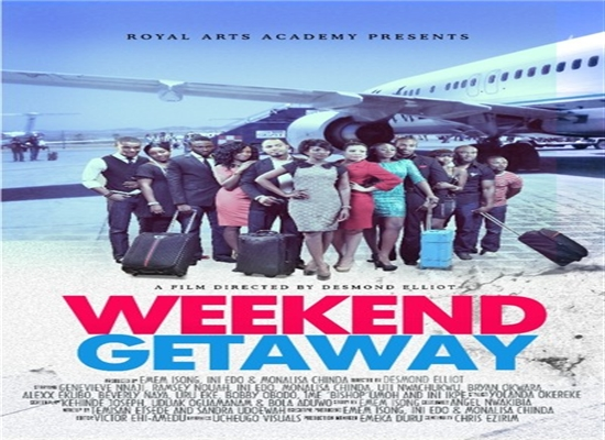 Movie Review - Weekend Get Away