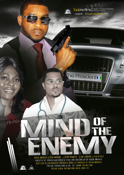 Mind of the enemy - Movie Review
