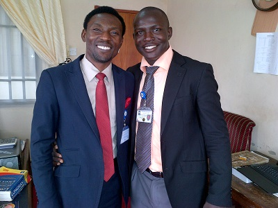 Mr Abisoye and ?