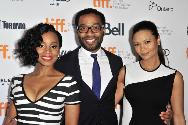 Chinwetel, Thandie, Chimamanda
