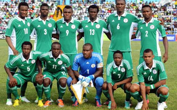 Super Eagles Wold Cup