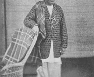 King Jaja of Opobo (1821-1891)