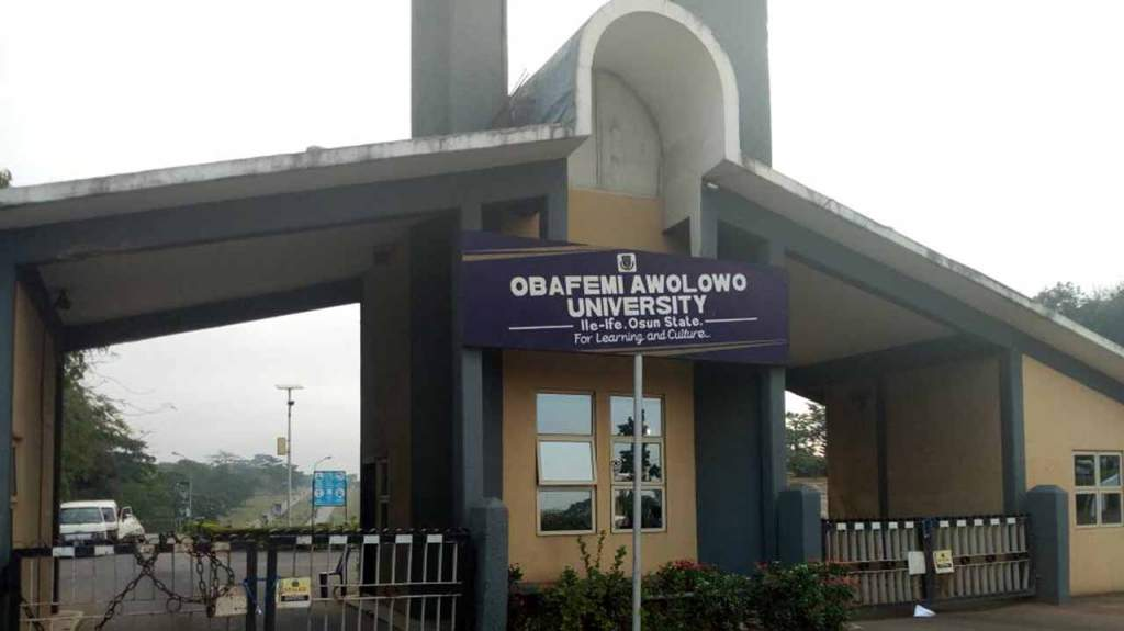 oau frontage picture