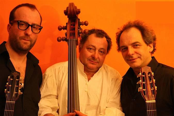 Luca Giovacchini, Nicola Vernuccio e Maurizio Geri