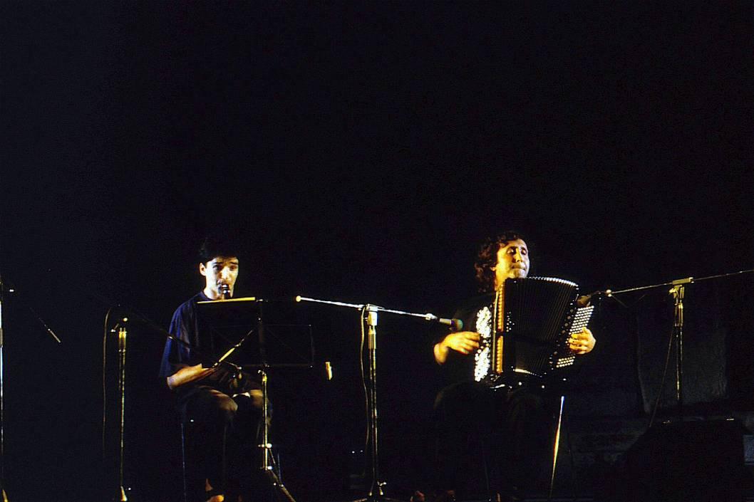 Malastrana duo - Piombino 1998