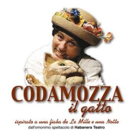 Habanera Teatro, Codamozza il Gatto, burattini, marionette, teatro di figura, puppetry, puppet