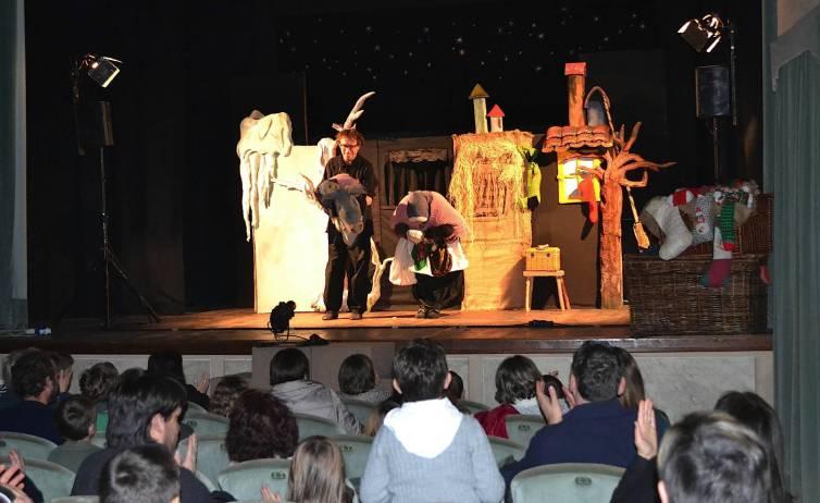 le 12 notti della Befana - Teatro dei Vigilanti - Portoferraio - 2014
