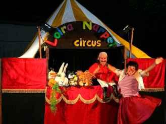 Loira Narpei Circus a Eboli (SA)
