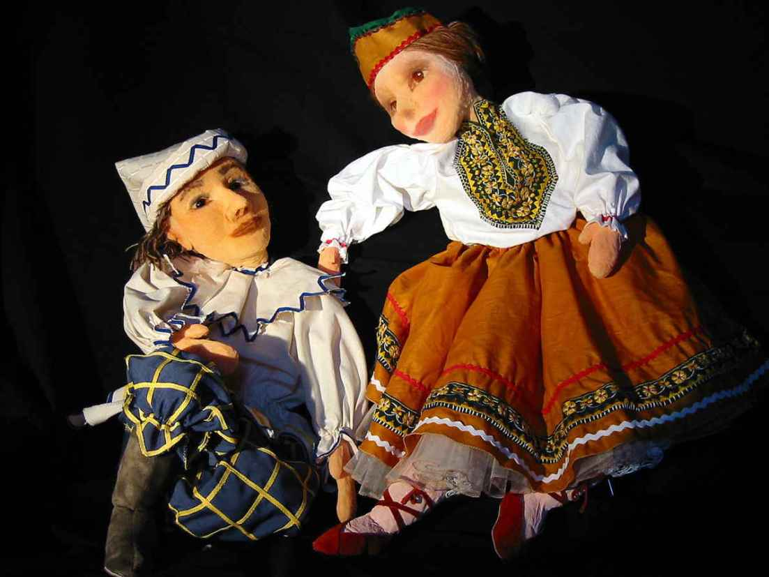 Petrouchka e la Ballerina