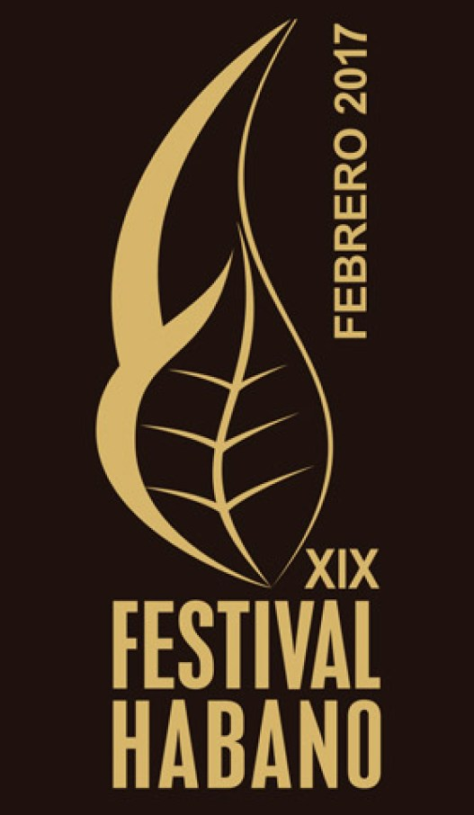 Image result for images of logo for Habanos Festival, 2017