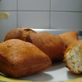 Half Cake Mandazi Recipe