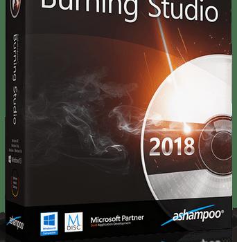 Ashampoo Burning Studio 2018 Giveaway