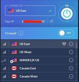 Windscribe VPN 10GB Free Traffic Every Month