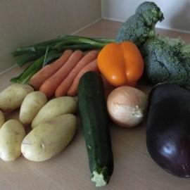 Abdoulie's Vegetable Mix Video