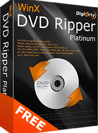 WinX DVD Ripper Platinum Black Friday Giveaway