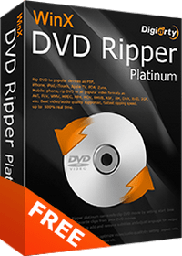 WinX DVD Ripper Platinum Black Friday Giveaway