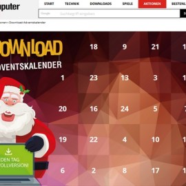 Advent Calendar Multiple Daily Software Giveaways up to 24th December