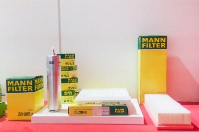 Produits Mann Filter - Equip Auto 2016 Alger