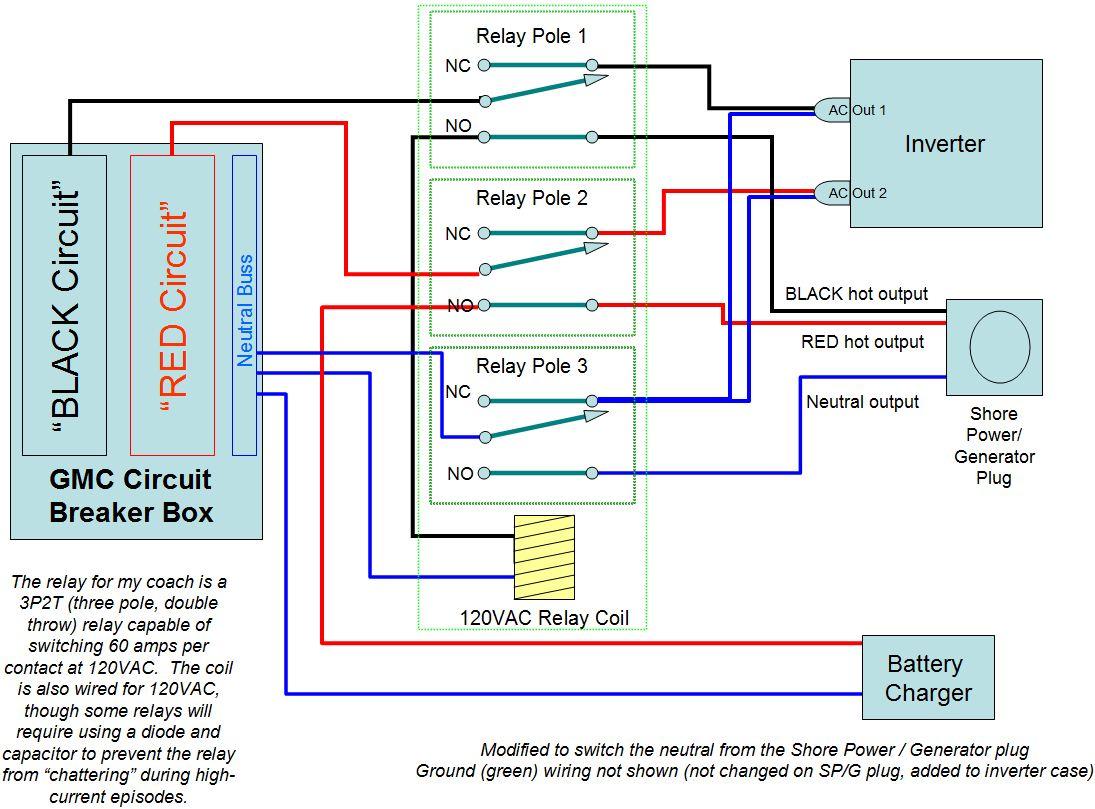Parallax 7300 Converter Schematic Wiring Diagram