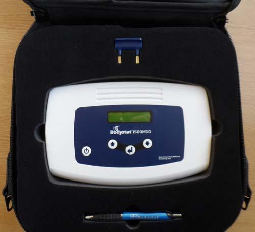 Bodystat 1500 MDD monitor