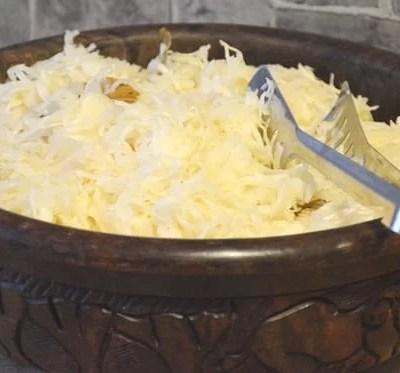 Selbstgemachtes Sauerkraut – Einfach, schnell und lecker