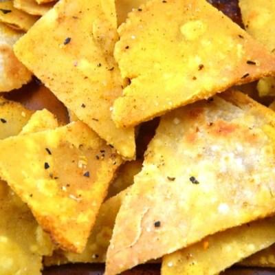Tortilla Chips selbst gemacht