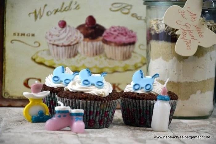 Backmischung für Baby Muffins