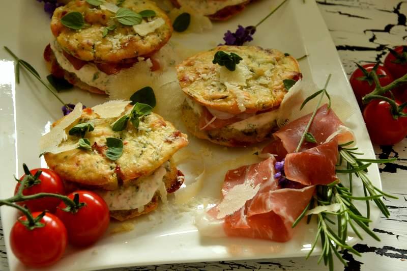 Parma Parmesan Whoopies