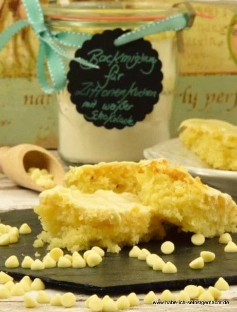 BM Zitronenkuchen