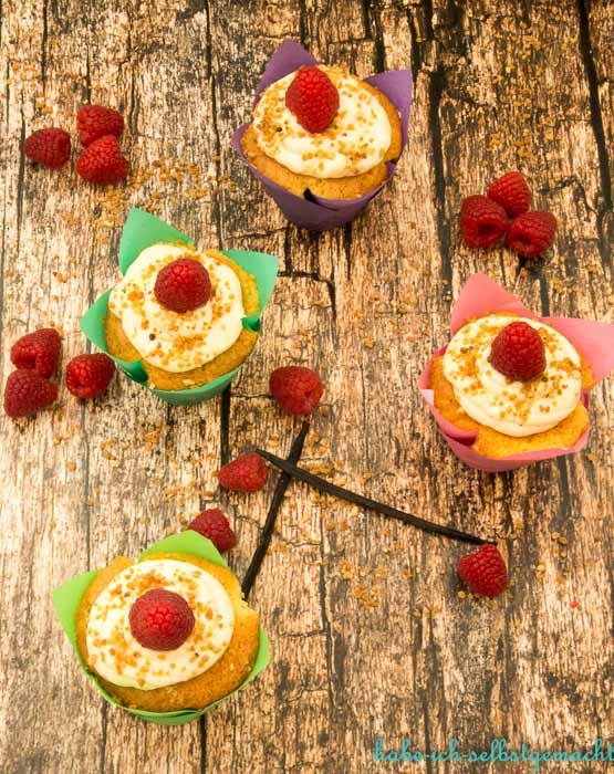 Cupcakes Frankfurter Kranz
