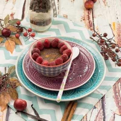 Schokoladen Griesbrei – Backmischung
