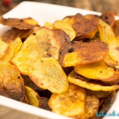 Wie mache ich Chips selber? Rezept und Anleitung