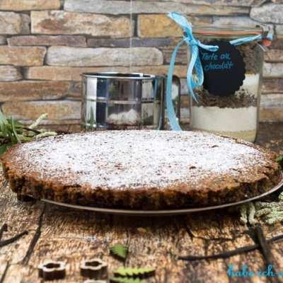 Tarte au chocolat – Backmischung