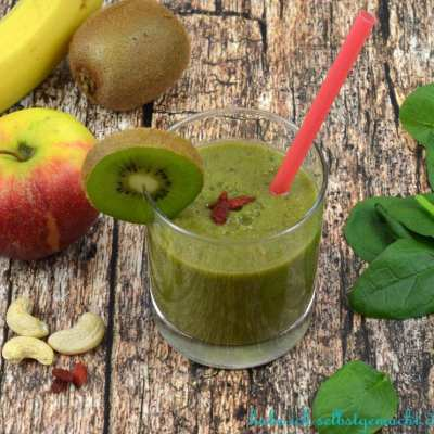 Green Smoothie 'Anti Kater'