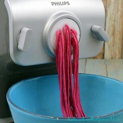 Test des Philips Pastamaker für selbstgemachte Nudeln