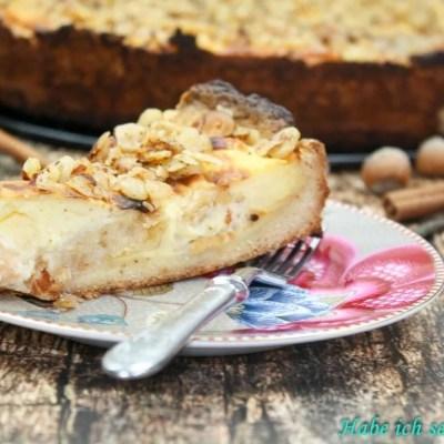 Bratapfel Kuchen