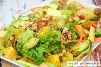Kategorie Logo Salat