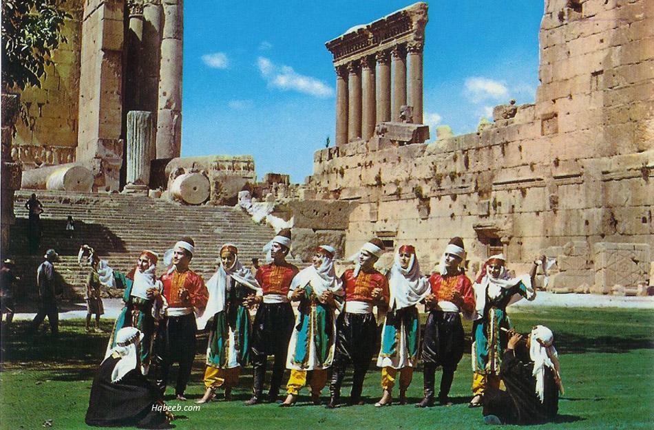 الرقص الشعبي في لبنان .. ميراث اللبنانيين   zahraaboukhdoud