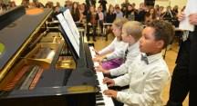 Nilüfer-Hanau kardeşliği müzikle pekişecek